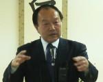 2012年1月15日 西中功導師