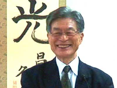 2019年10月27日 田中敞 長老導師 講話会